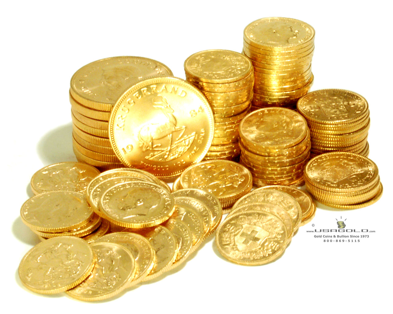 Bullion Bars And Coins Goldnsilver Com